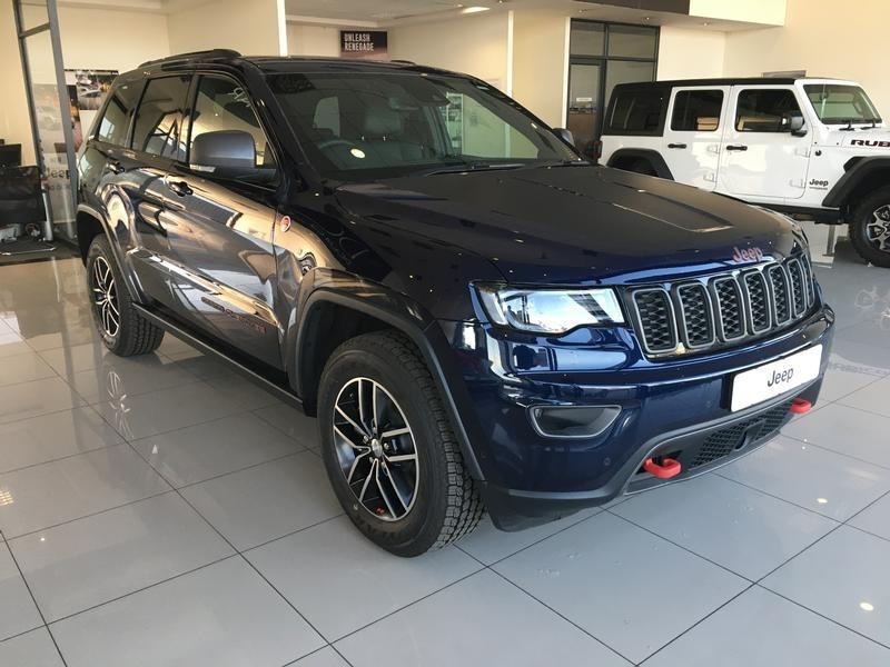 2020 Jeep Grand Cherokee 3.0L Trailhawk Gauteng Johannesburg_0