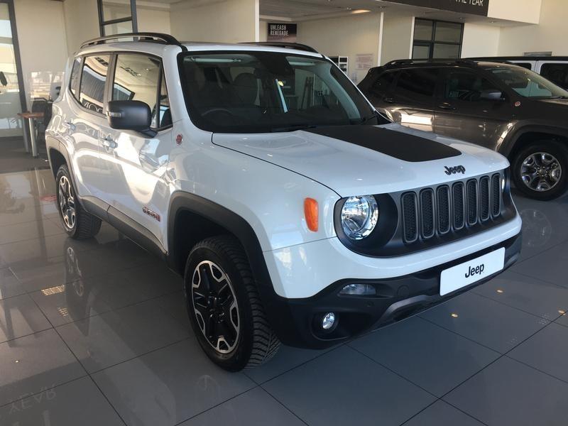 2020 Jeep Renegade 2.4 Trailhawk Auto Gauteng Johannesburg_0