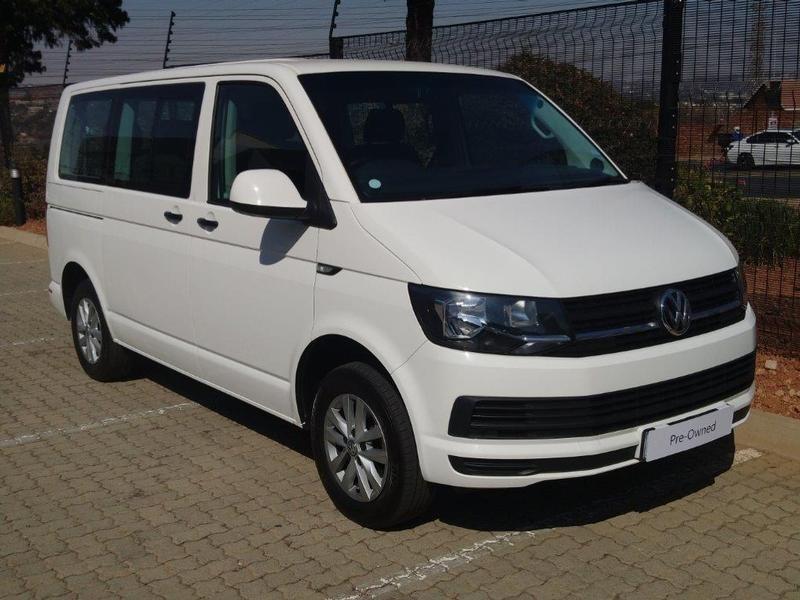 2019 Volkswagen Kombi 2.0 TDi DSG 103kw Trendline Gauteng Johannesburg_0