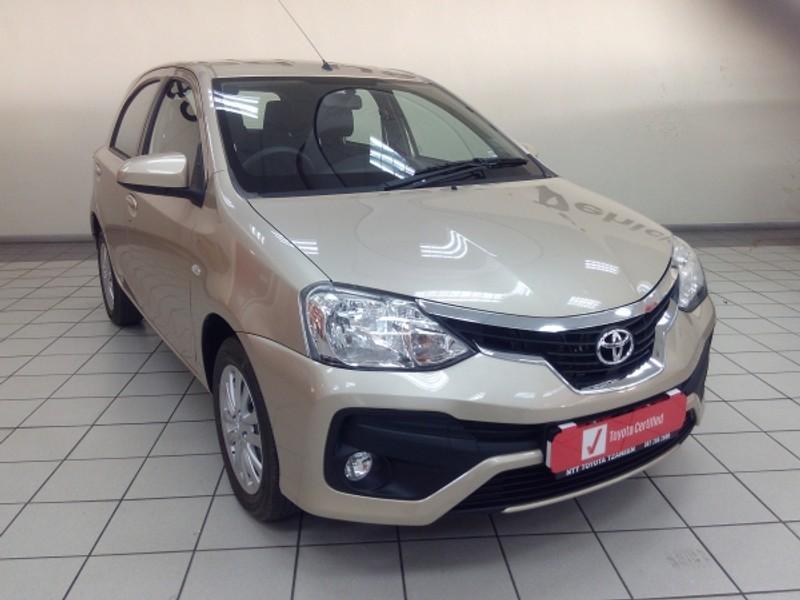 2020 Toyota Etios 1.5 Xs 5dr  Limpopo Tzaneen_0