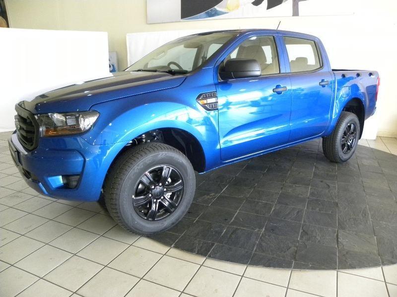 2020 Ford Ranger 2.2TDCi XL Auto Double Cab Bakkie Gauteng Springs_0