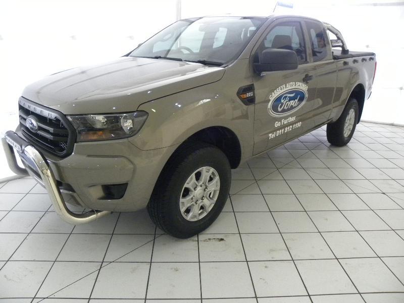 2020 Ford Ranger 2.2TDCi XL Auto PU SUPCAB Gauteng Springs_0