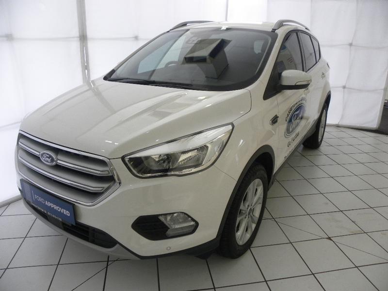 2020 Ford Kuga 1.5 TDCi Trend Gauteng Springs_0