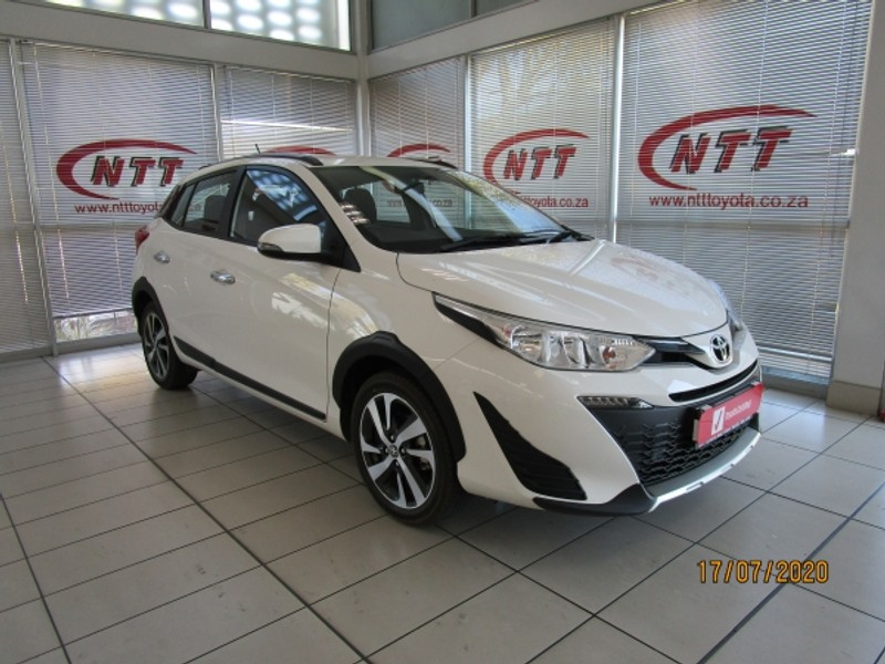 2020 Toyota Yaris 1.5 Cross 5-Door Mpumalanga Hazyview_0