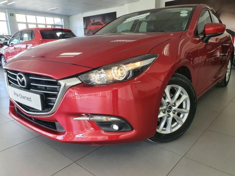 2017 Mazda 3 1.6 Dynamic 5-Door North West Province Potchefstroom_0