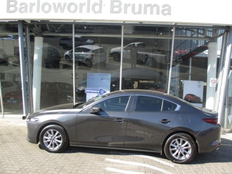 2020 Mazda 3 1.5 Dynamic Gauteng Johannesburg_0