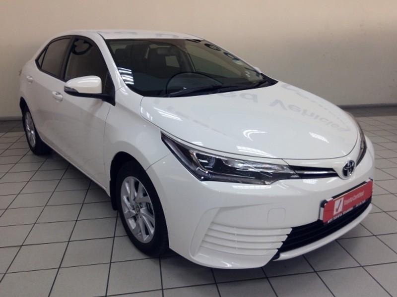 2020 Toyota Corolla Quest 1.8 Exclusive Limpopo Tzaneen_0