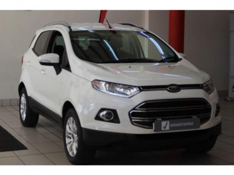 2018 Ford EcoSport 1.0 Titanium Mpumalanga Barberton_0