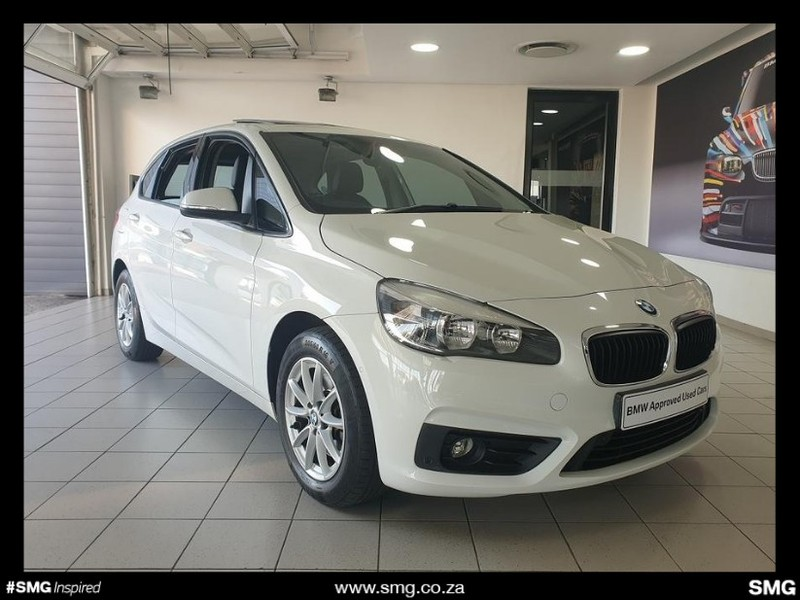 2016 BMW 2 Series 218i Active Tourer Auto Western Cape Tygervalley_0