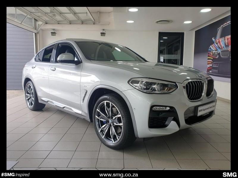 2019 BMW X4 xDRIVE20d M Sport X Western Cape Tygervalley_0