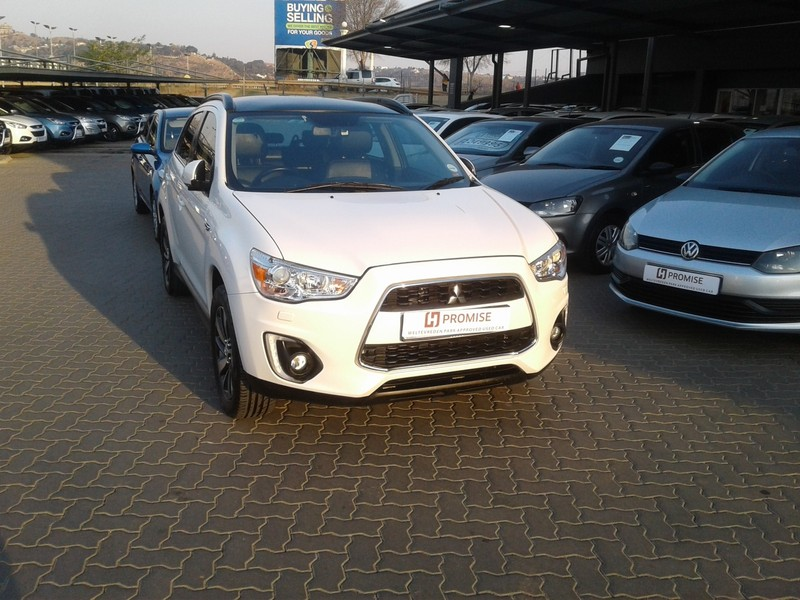 2015 Mitsubishi ASX 2.0 5dr Gls At  Gauteng Roodepoort_0