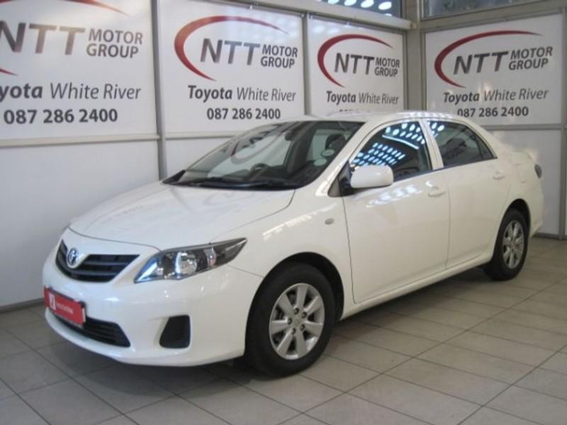 2019 Toyota Corolla Quest 1.6 Plus Mpumalanga White River_0