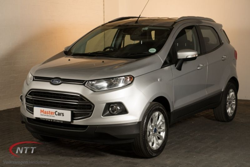 2017 Ford EcoSport 1.0 Titanium Gauteng Heidelberg_0