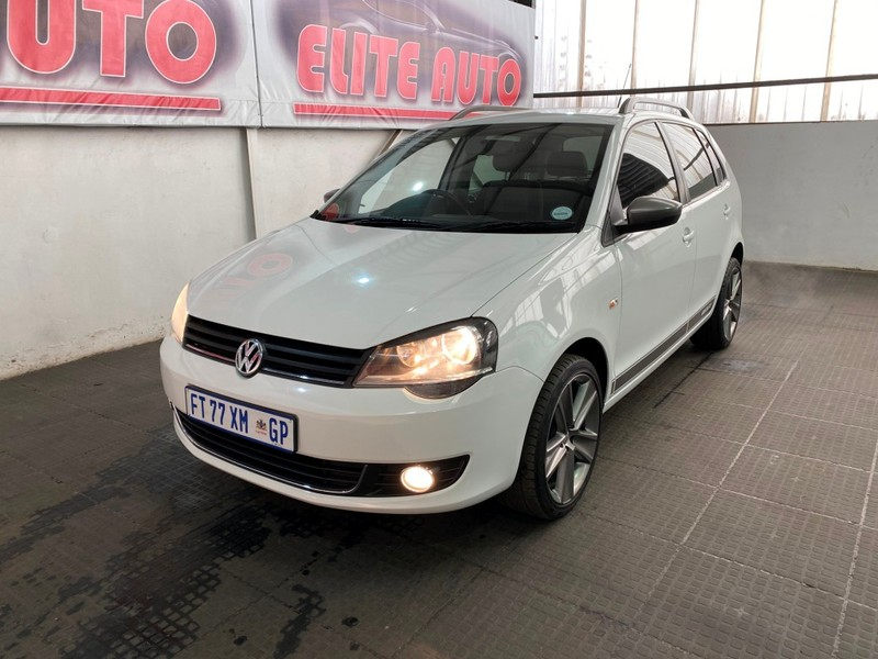2017 Volkswagen Polo Vivo GP 1.6 MAXX 5-Door Gauteng Vereeniging_0