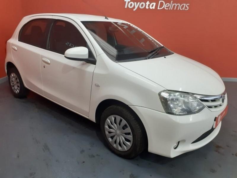 2013 Toyota Etios 1.5 Xs 5dr  Mpumalanga Delmas_0
