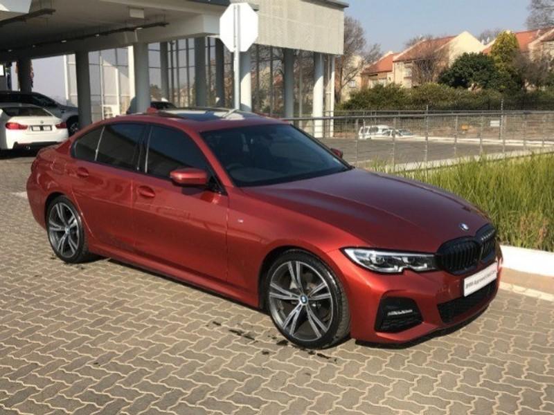 2019 BMW 3 Series 320D M Sport Auto Gauteng Centurion_0