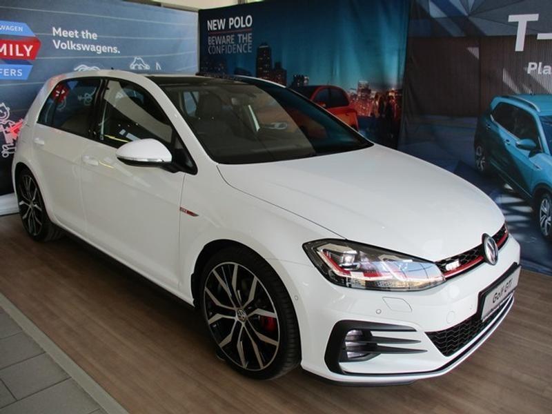 2020 Volkswagen Golf VII GTI 2.0 TSI DSG North West Province Rustenburg_0