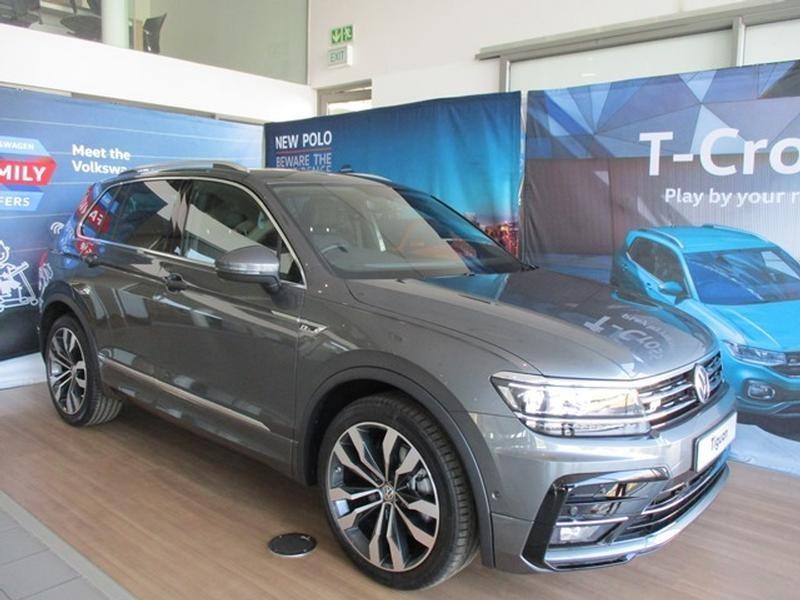 2020 Volkswagen Tiguan 2.0 TDI Highline 4Mot DSG North West Province Rustenburg_0