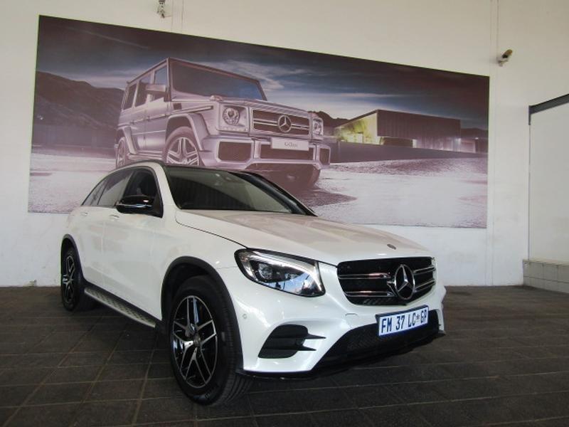 2016 Mercedes-Benz GLC 250 Off Road Gauteng Midrand_0