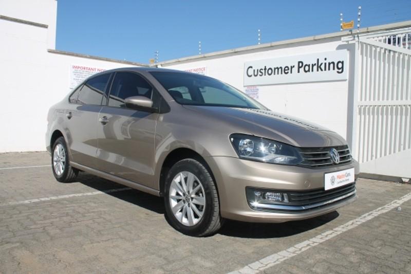 2019 Volkswagen Polo GP 1.6 Comfortline Eastern Cape King Williams Town_0