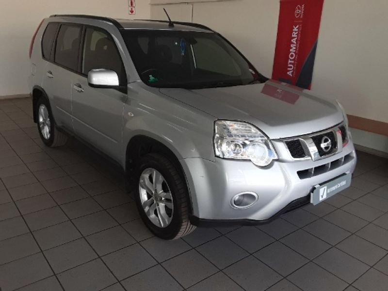 2013 Nissan X-Trail 2.5 Se r80r86  Northern Cape Postmasburg_0