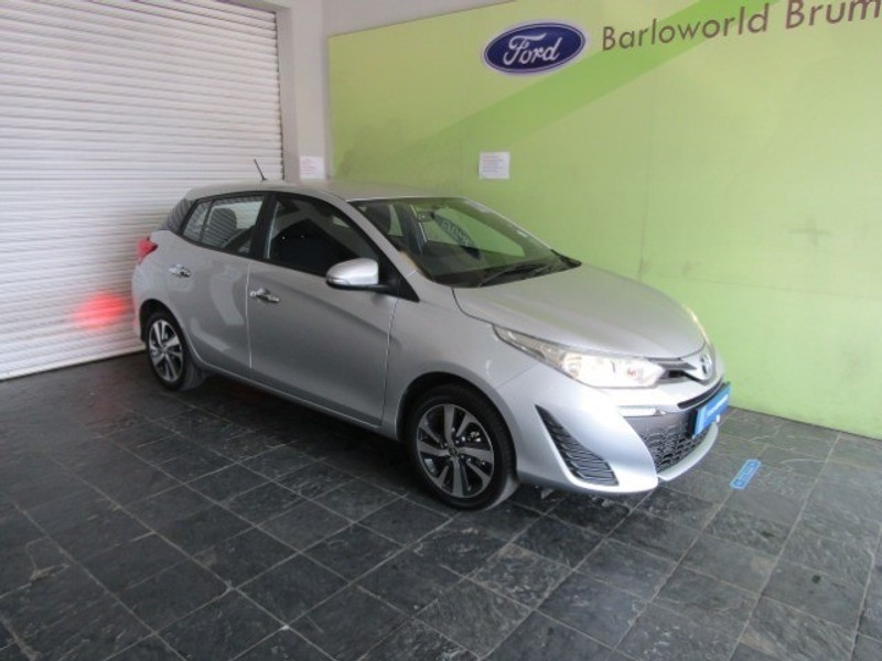 2019 Toyota Yaris 1.5 Xs CVT 5-Door Gauteng Johannesburg_0