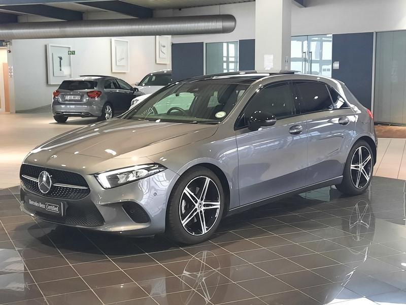2019 Mercedes-Benz A-Class A 200 Auto Western Cape Cape Town_0