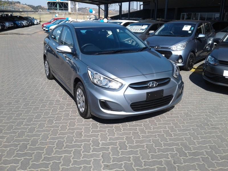 2019 Hyundai Accent 1.6 Gl  Gauteng Roodepoort_0