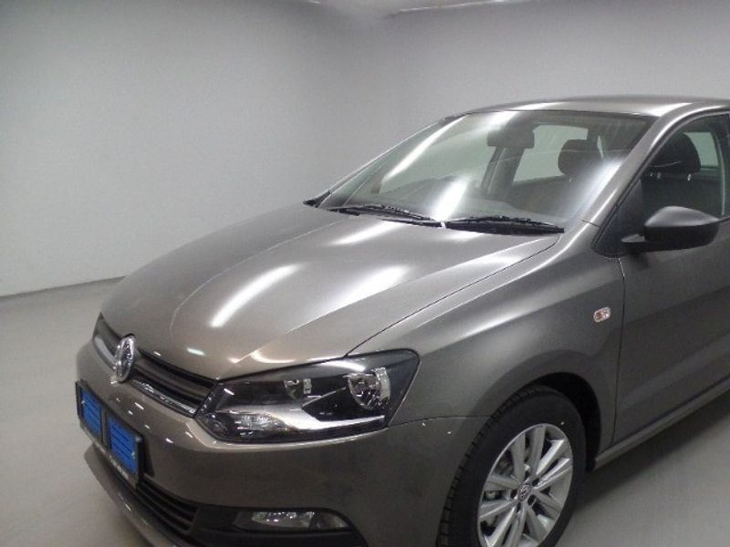 2019 Volkswagen Polo Vivo 1.6 Highline 5-Door Western Cape Cape Town_0