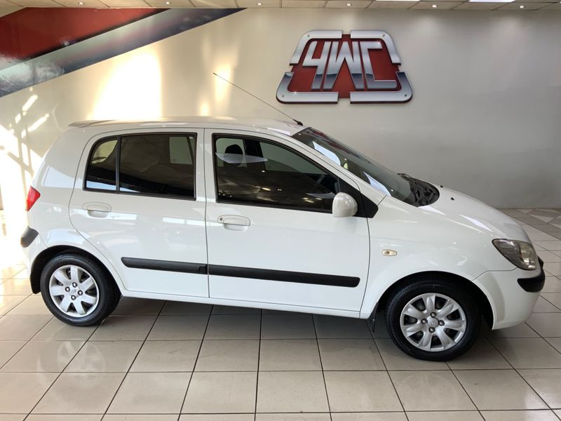 2011 Hyundai Getz 1.4 Hs  Mpumalanga Middelburg_0