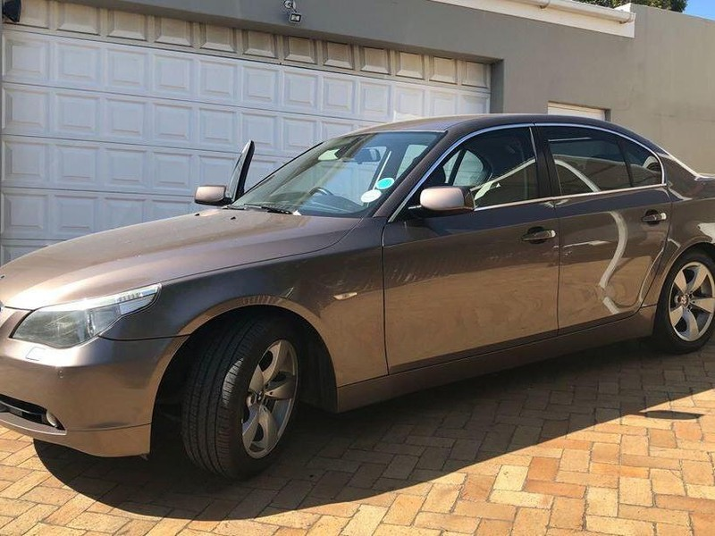 2005 BMW 5 Series 530d At e60  Mpumalanga Secunda_0