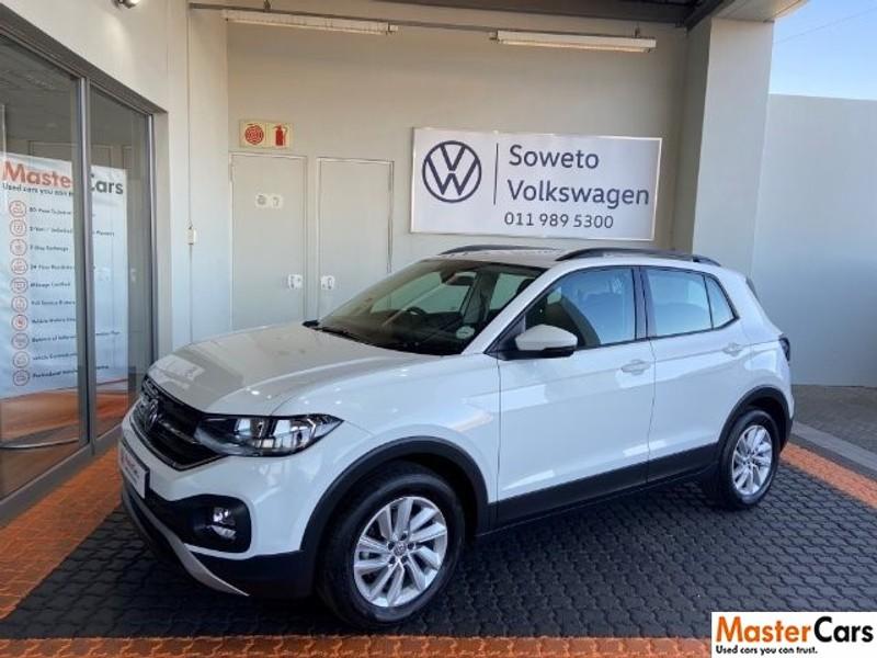 2019 Volkswagen T-Cross 1.0 Comfortline DSG Gauteng Soweto_0
