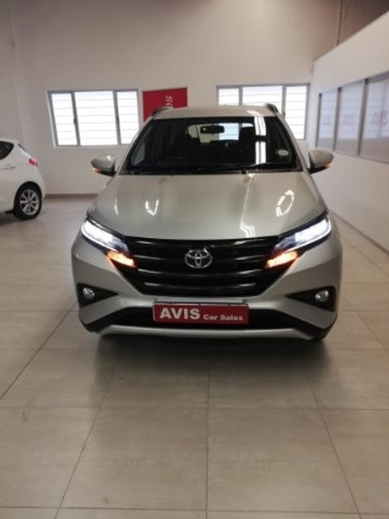 2018 Toyota Rush 1.5 Auto Kwazulu Natal Pinetown_0