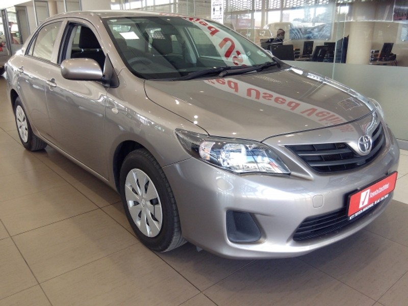 2018 Toyota Corolla Quest 1.6 Auto Limpopo Mokopane_0