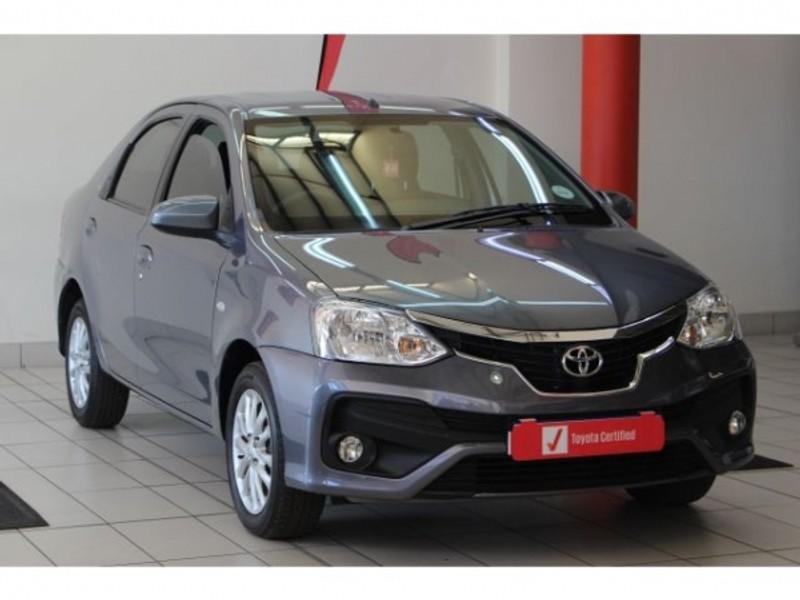2018 Toyota Etios 1.5 Xs  Mpumalanga Barberton_0