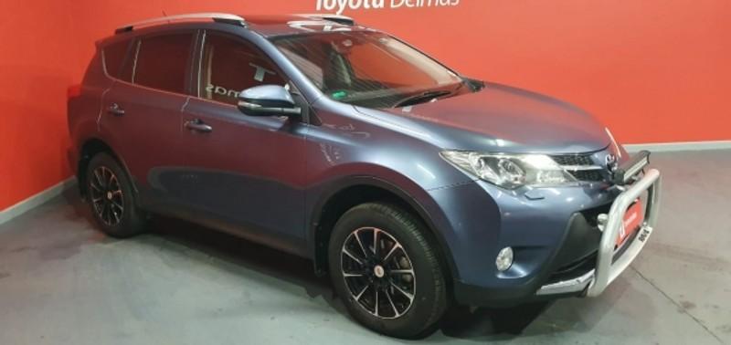 2014 Toyota Rav 4 2.2D VX Auto Mpumalanga Delmas_0