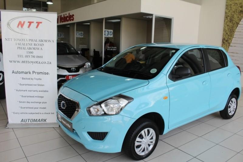 2017 Datsun Go 1.2 LUX AB Limpopo Phalaborwa_0