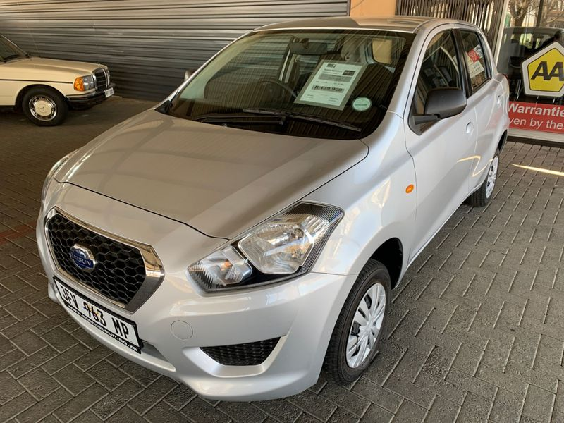 2017 Datsun Go 1.2 LUX Mpumalanga Secunda_0