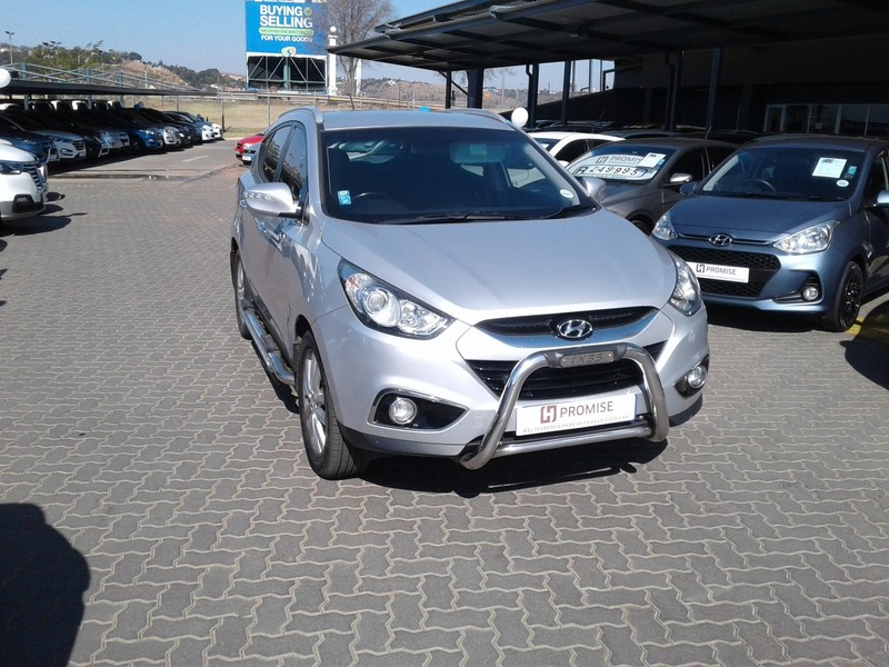 2013 Hyundai iX35 2.0 Gls  Gauteng Roodepoort_0