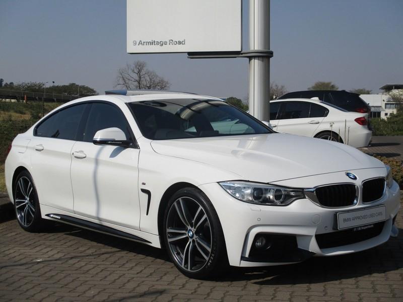 2014 BMW 4 Series 420i Gran Coupe Auto Kwazulu Natal Pietermaritzburg_0