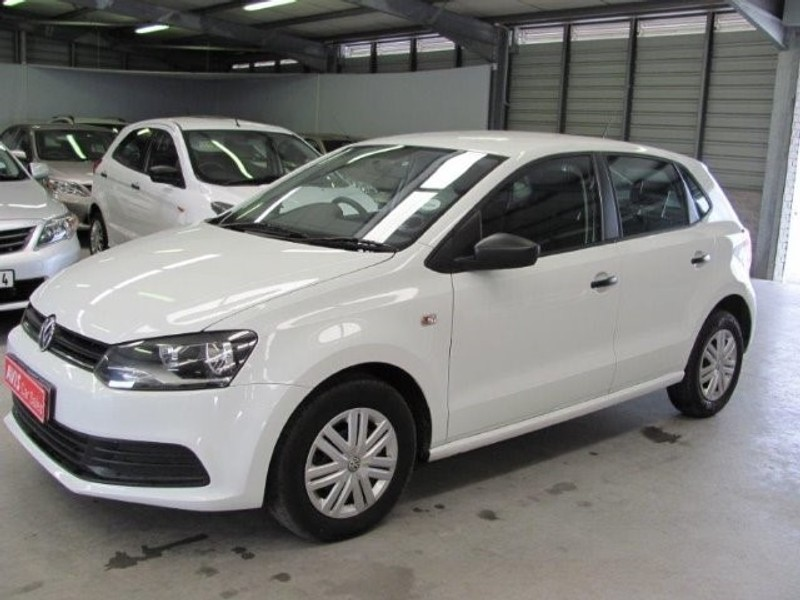 2019 Volkswagen Polo Vivo 1.4 Trendline 5-Door Western Cape Blackheath_0