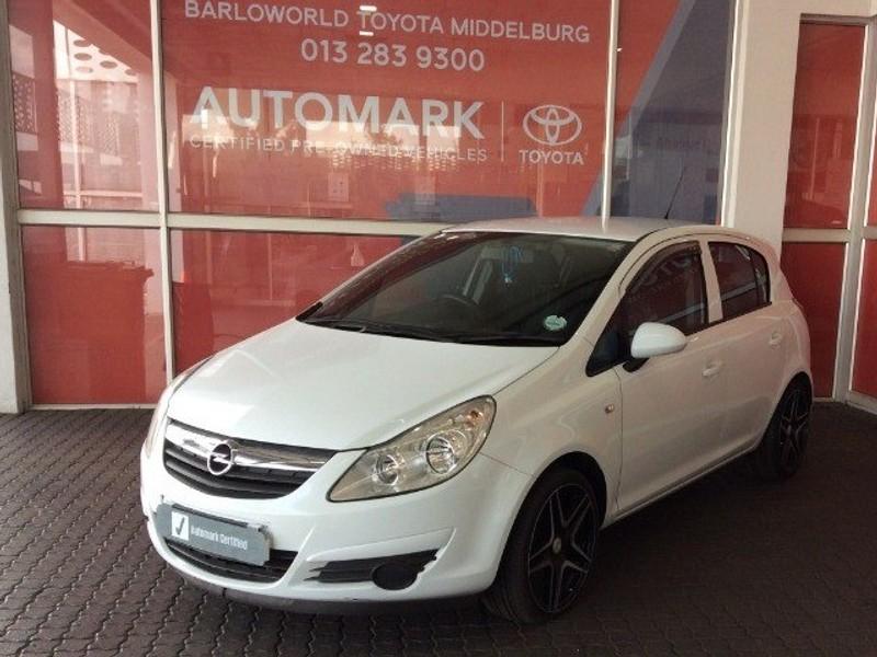 2010 Opel Corsa 1.4 Enjoy 5dr  Mpumalanga Middelburg_0