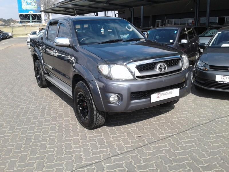 2010 Toyota Hilux 2.7 Vvti Raider Rb Pu Dc  Gauteng Roodepoort_0