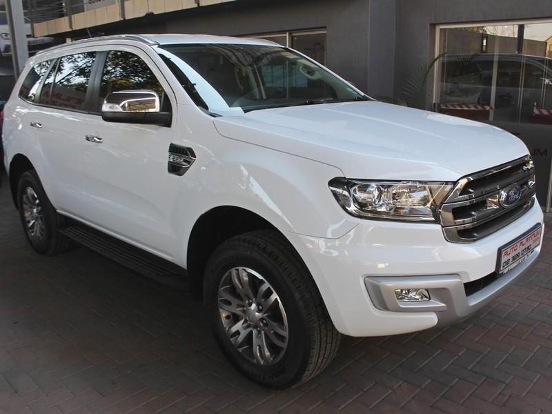 2019 Ford Everest 2.2 TDCi XLT Auto Gauteng Pretoria_0