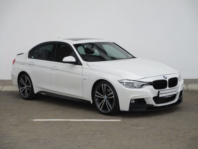 2017 BMW 3 Series 330D M Sport Auto Kwazulu Natal Pinetown_0