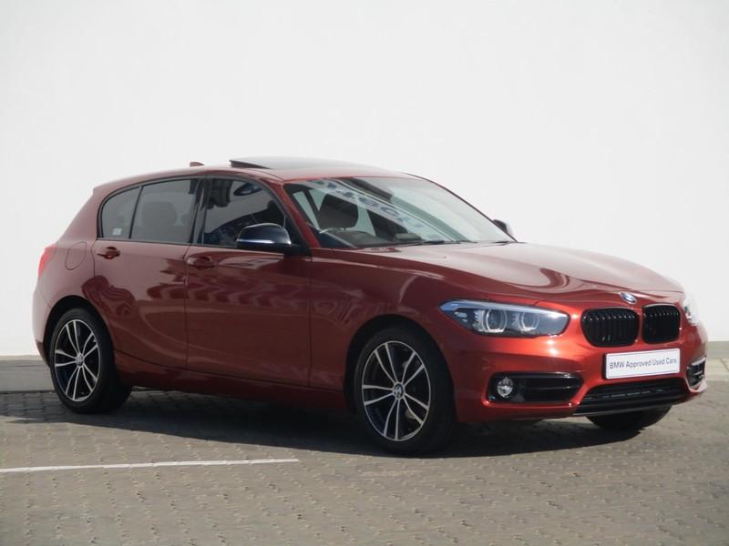 2019 BMW 1 Series 118i Sport Line 5DR Auto f20 Kwazulu Natal Pinetown_0