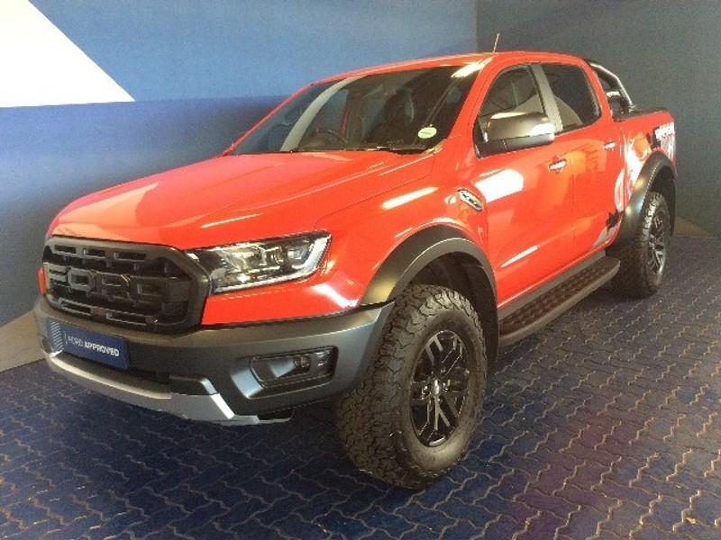 2019 Ford Ranger Raptor 2.0D BI-Turbo 4X4 Auto Double Cab Bakkie Gauteng Alberton_0