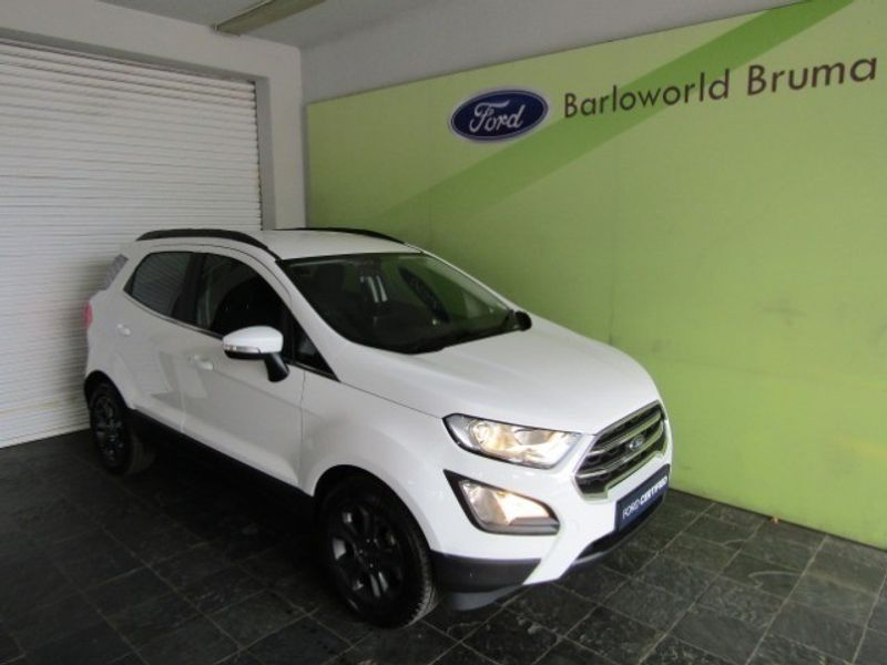 2019 Ford EcoSport 1.0 Ecoboost Trend Auto Gauteng Johannesburg_0