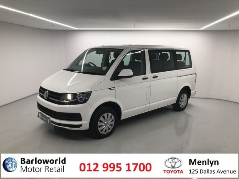 2018 Volkswagen Transporter T6 KOMBI 2.0 TDi DSG 103kw Trendline Plus Gauteng Pretoria_0