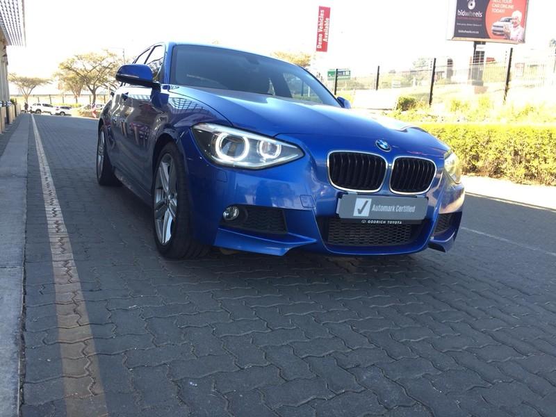 2016 BMW 1 Series 125i M Sport 5DR Auto f20 Gauteng Pretoria_0